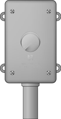 126W Weatherproof Volume Control